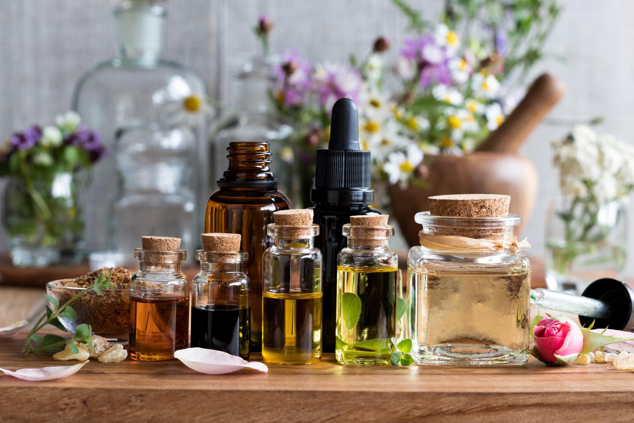 Das 1x1 der Aromatherapie